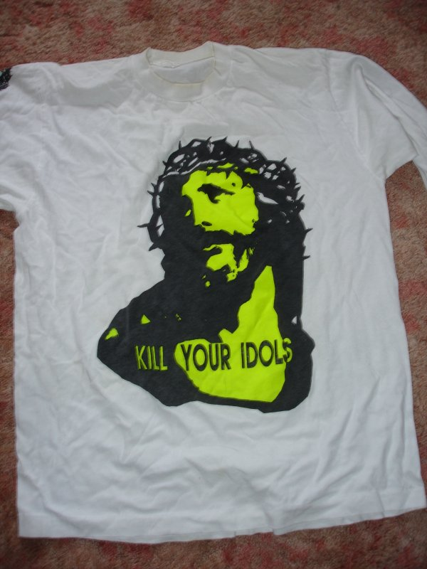 Kill Your Idols - Fashion Statement